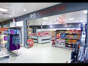 Bhs launched its food offer in Staines in March